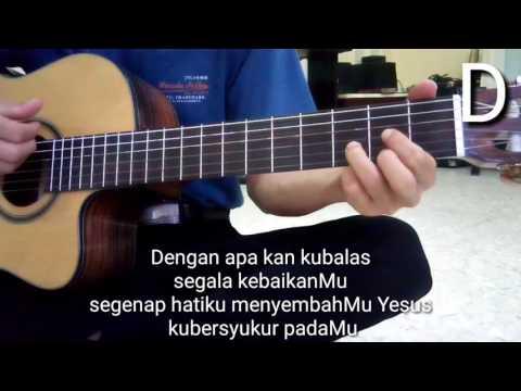 belajar gitar dengan apa kan kubalas