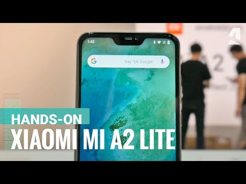Xiaomi Mi A2 Lite (Redmi 6 Pro) - Full phone specifications