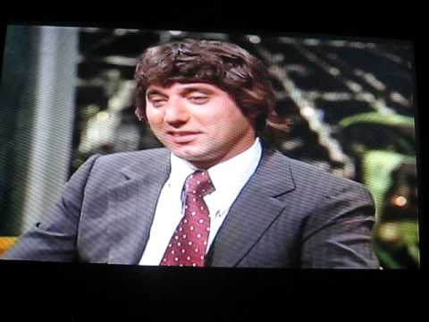 JOHNNY CARSON NBC INTERVIEW DUMB IS JOE NAMATH NFL NY JETS MVP FOOTBALL