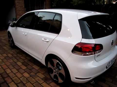 mobile image vw golf 6 gti detailed youtube. Black Bedroom Furniture Sets. Home Design Ideas