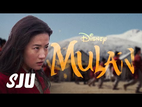 Let's Talk About That Mulan Trailer! | SJU
