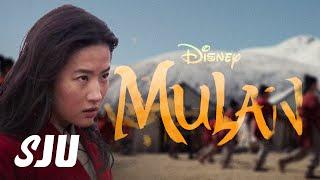 Let's Talk About That Mulan Trailer!   SJU