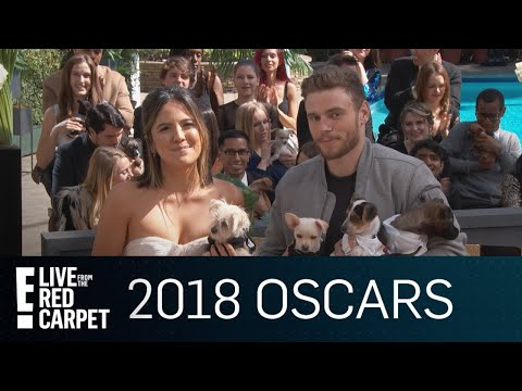 Gus Kenworthy & Puppies Predict the 2018 Oscar Winners | E! Live from the Red Carpet
