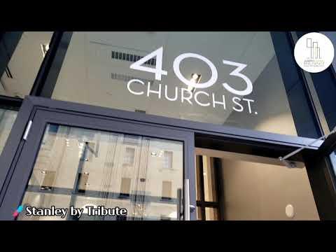 Studio Lease #3803-403 Church St