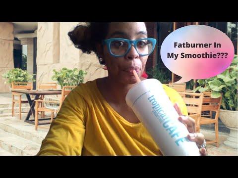 Fatburner Tropical Smoothie Cafe