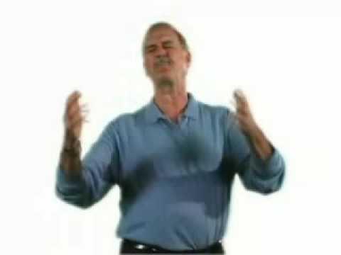 John Cleese - Aeroplane Rant