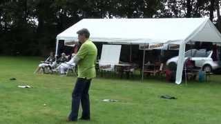 De Bokkeschieters uit Boxmeer: boulen op Camping Heumens Bos