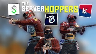 Rust - THE SERVER HOPPERS (Rust PvP Highlights & More)