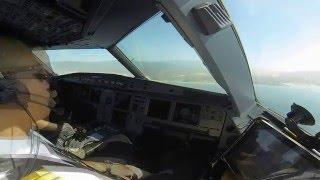 VIETNAMAIRLINES A321 VIA F/O VIEW