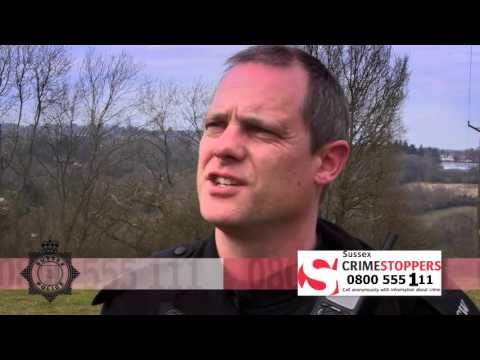 Livestock - Crimestoppers and Sussex Police
