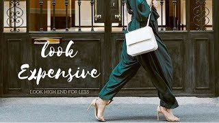 Download HOW TO LOOK EXPENSIVE // 26 Effective Tips Mp3 and Videos