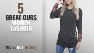 Ours Women Fashion [2018 Best Sellers]: OURS Women