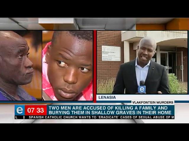 Bail hearing for Vlakfontein murder accused