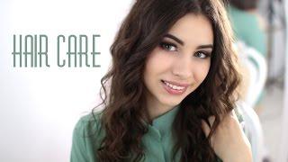 видео Уход за вьющимися волосами, кудрявыми и волнистыми