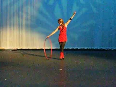 """Download 6-3-12 Ballet Recital - """"Crystallize"""" Hoop Dance"""