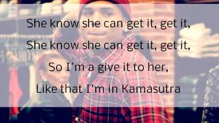 Chris Brown - She can get it (Lyrics + HD)