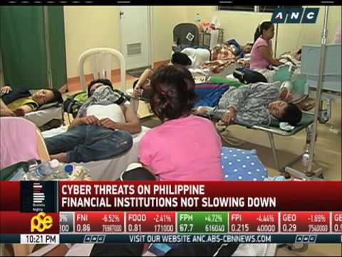 Hackers stalk PH financial institutions