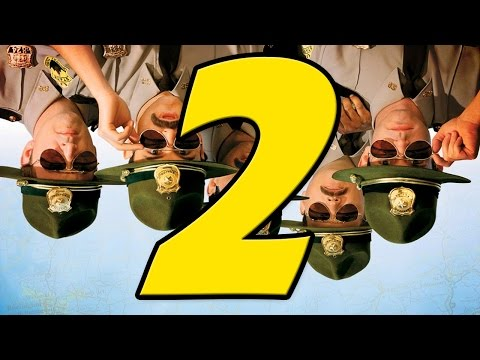 Super Troopers 2 - Super EXCLUSIVE Interview!