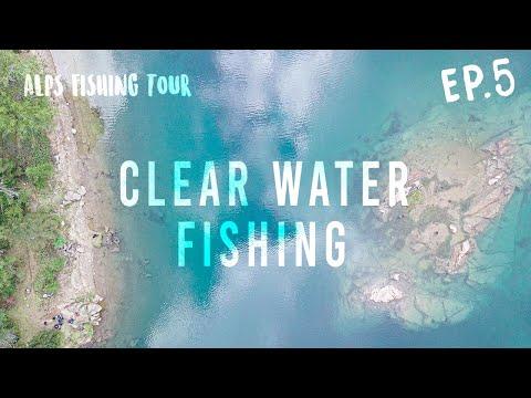 Une DÉCOUVERTE INCROYABLE ! -Alps Fishing Tour Ep5-
