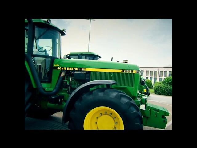 Ein Ritt durch 100 Jahre Traktorengeschichte