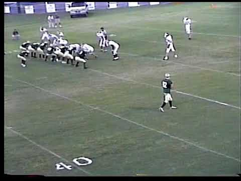 First Baptist vs Thomas Sumter Academy Football 2002