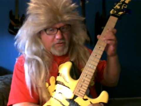 esp ltd george lynch gl 200mt tiger guitar guitar demonstration review youtube. Black Bedroom Furniture Sets. Home Design Ideas