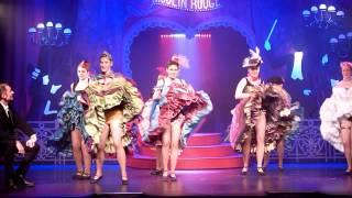 """""""Moulin Rouge"""" - Gala de l'école de danse d'Hazebrouck Marie Soots - L'Orphéon - 23 Juin 2012"""