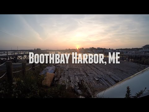 New England Boating: Boothbay Harbor, ME