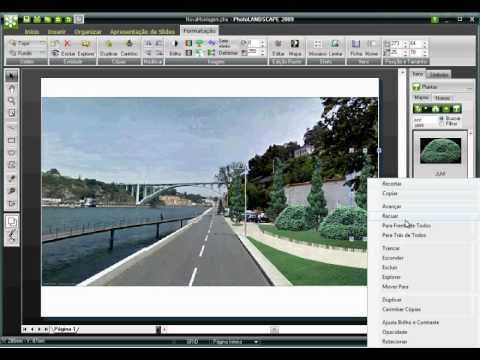 programa de fotomontagem em portugues