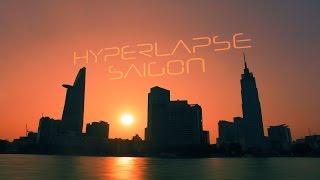 DJI Osmo - Saigon Hyperlapse