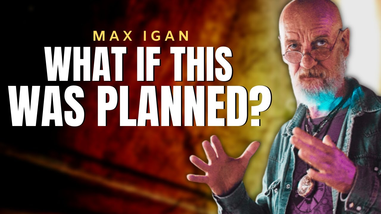 Is This What The Great Awakening is Really About? | Max Igan 2021