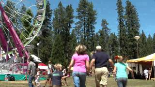 Nevada County Fair TV Commercial - Produced by iTech Developers