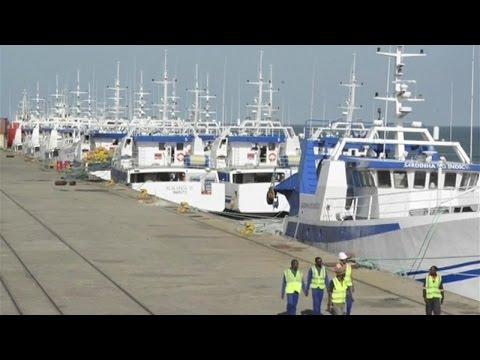 Mozambique, NOUVELLE LIGNE DE CHEMIN DE FER À NACALA