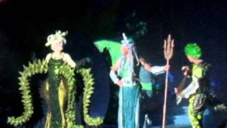 אורסולה בת הים הקטנה the little mermaid ursula