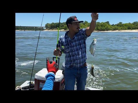 Fishing At Lake Livingston