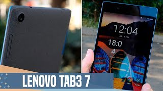 Lenovo Tab3 7 Essential, review en español