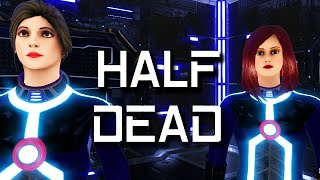 HALF DEAD - The Cube Multiplayer Game (w/ Kravin, Minx, Sinow)