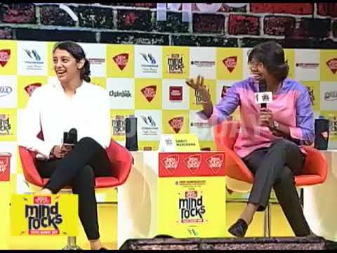 Women Cricketers On Going On A Date With Male Cricketers | Mind Rocks 2017