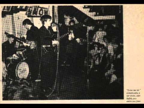 The Beatles - I Saw Her Standing There (With Pete Best)