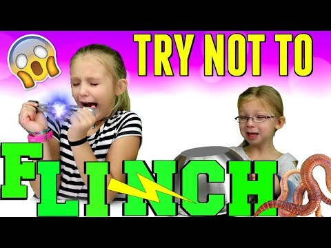 TRY NOT TO FLINCH CHALLENGE!