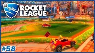 Curcuna I Rocket League Türkçe Multiplayer I 58. Bölüm