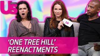 'One Tree Hill' Reenactments