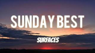 Follow surfaces: https://www.instagram.com/surfacesmusic/ https://open.spotify.com/artist/4etss... soundcloud - http://soundcloud.com/surfaces-music colin's ...