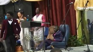Pastor Kwame Amponsah - A man