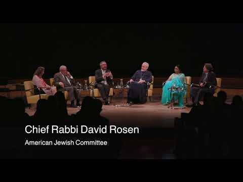 In the Spirit of Dialogue: Chief Rabbi David Rosen