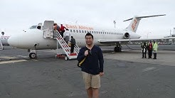Flying the World's Oldest Passenger Jet (East African DC-9-14)