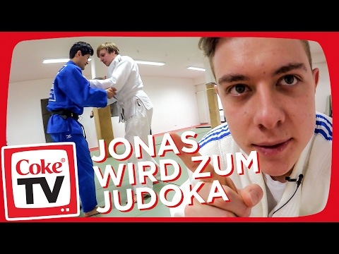 Kampfsport mit Jonas   #CokeTVMoment