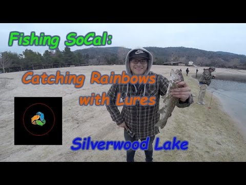 Trout Fishing With Lures At Silverwood Lake | #recastfishing