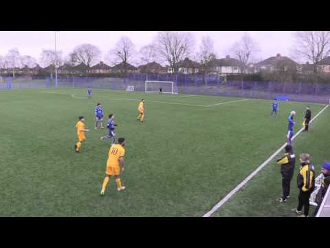 Leicester City FC International Academy 2-2 Panjab National Football Team