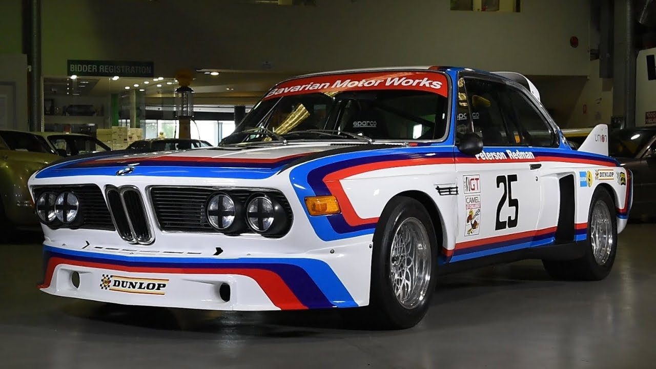 1972 BMW E9 '3.5 CSL Batmobile Replica' Coupe -  2018 Shannons Sydney May Auction